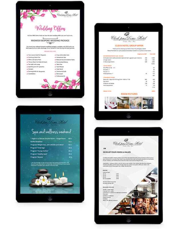 Event management Offer Templates
