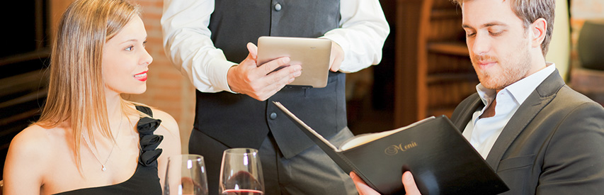 Taking orders and closing bills with Online Restaurant POS