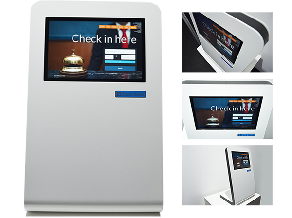 Hotel Kiosk - Check-In/Out and Self Service | Clock Kiosk