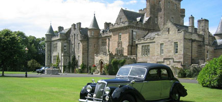 Glenapp Castle in Scotland is using Clock Software's Hotel Management Software