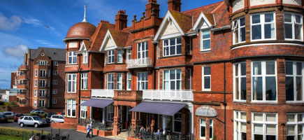 The Grand Hotel in UK is using Clock PMS hotel management system and Clock POS restaurant software