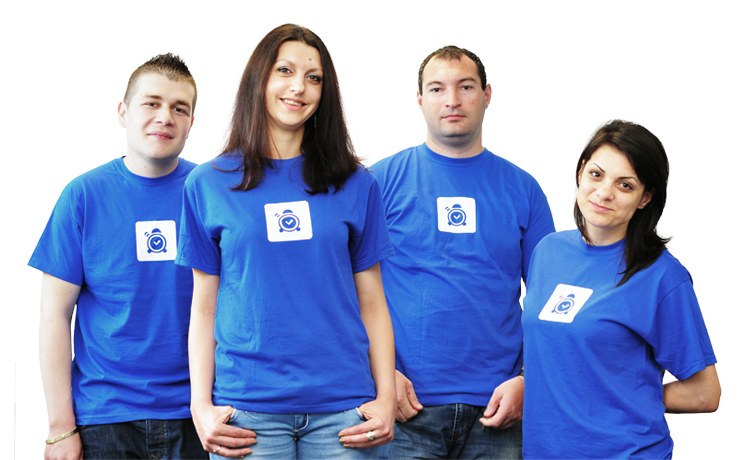 Clock Software Service and Support team